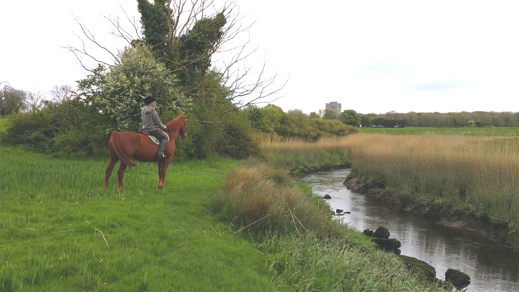 Horseriding Clare Riverside